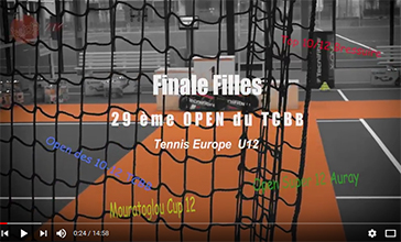 29e Open International des 10/12